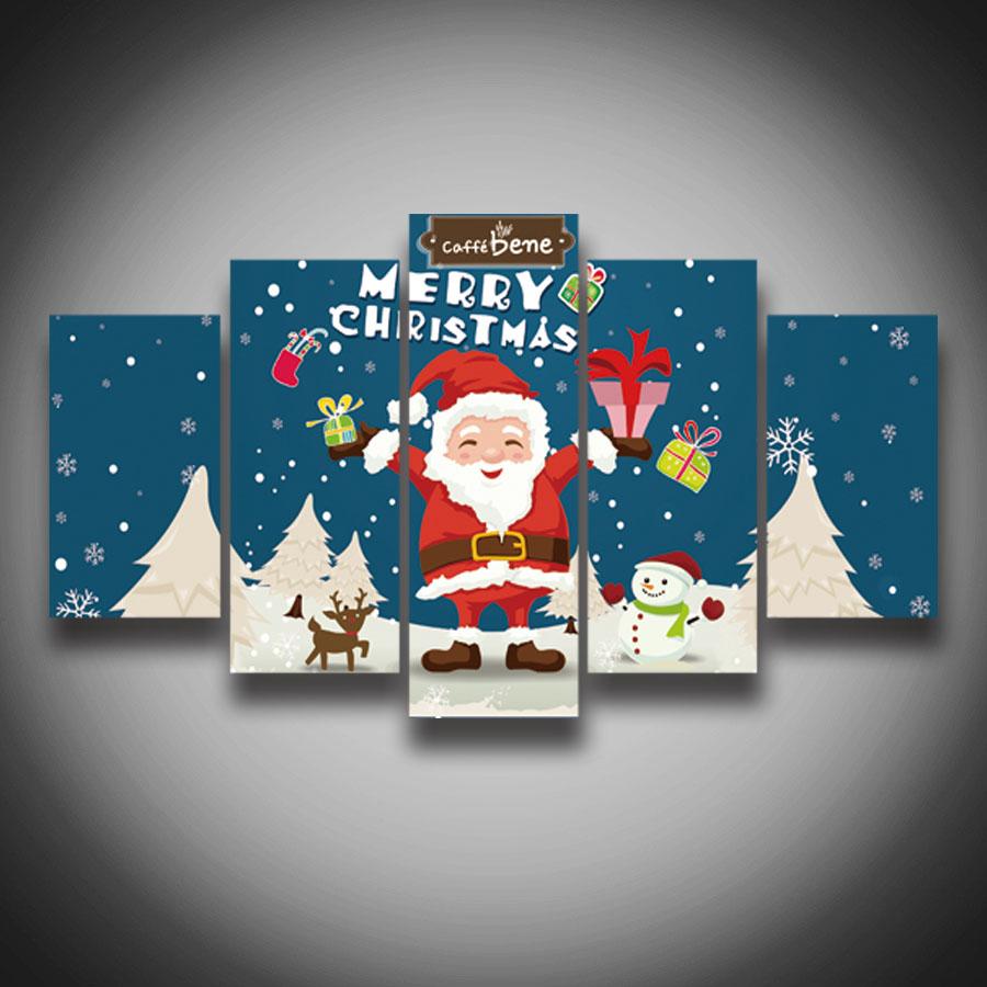 Vergelijk prijzen op Santa Claus Poster - Online winkelen / kopen ...