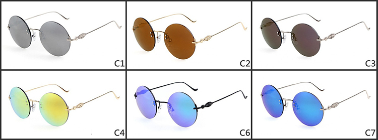 Mykita Round Sunglasses  fashion hipster picture more detailed picture about fashion in b