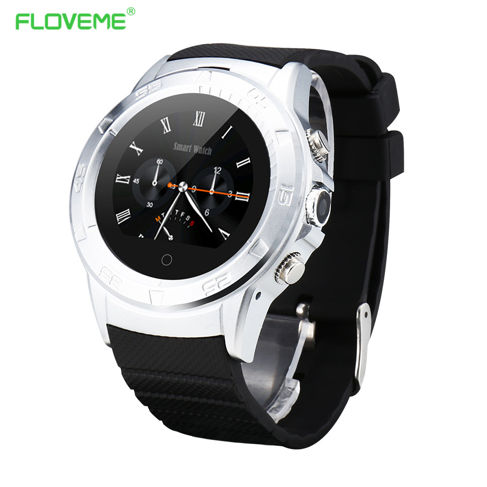 product FLOVEME G6 Pedometer Smart Watch On Wrist <font><b>Answer</b></font> Dial Call Bluetooth Sport Watch Wearable Deveice For Samsung Sony Android Reloj