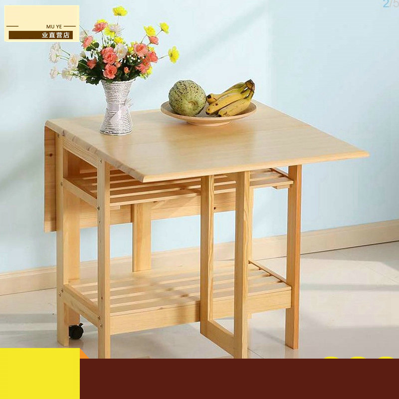 1PC Square Coners Coffee Dining Dinner Table (NO Drawer/Chair) Pine Solid Wood Living Room Furniture Children Lacquer Health(China (Mainland))