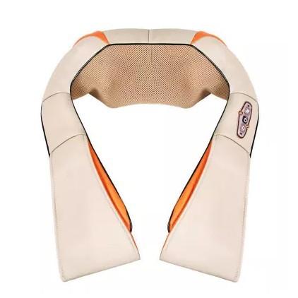 LUYAO personal electric massage kneading massage belt shawls infrared heating car home dual-use massager neck waist back legs<br><br>Aliexpress