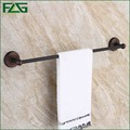 FLG Free shipping Bathroom Products Solid Brass Towel Rack Towel Holder Towel Bar Oil Rubbed Bronze