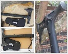 SOG M48 Tactical Axe Tomahawk Army Outdoor Hunting Camping Survival Machete Axes Hand Tool Fire Axe Hatchet