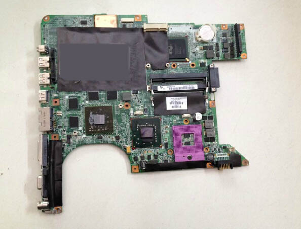 461069-001 LAPTOP MOTHERBOARD for HP PAVILION DV9000 DV9700 DV9800 INTEL PM965 NVIDIA G86-770-A2 DDR2 Mainboard(China (Mainland))