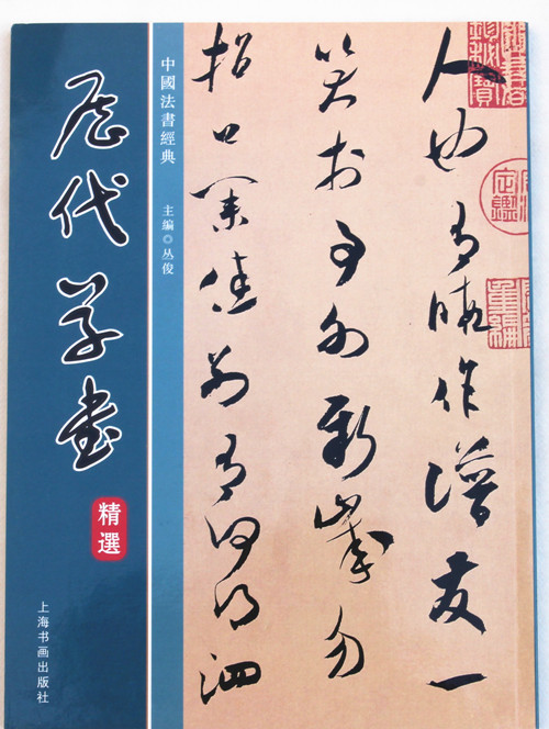 Chinese Calligraphy in Running Script ancient classics / cursive ...