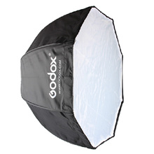 Godox SB-UBW80 Portable Octagon Softbox 80cm / 31.5in Umbrella Brolly Reflector for Speedlight Photo Studio Accessories(China (Mainland))