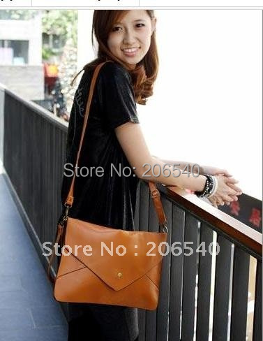 Drop/Free shipping Envelope Handbag Stylish Ladies' tote bag / fashion shoulder bag women handbag