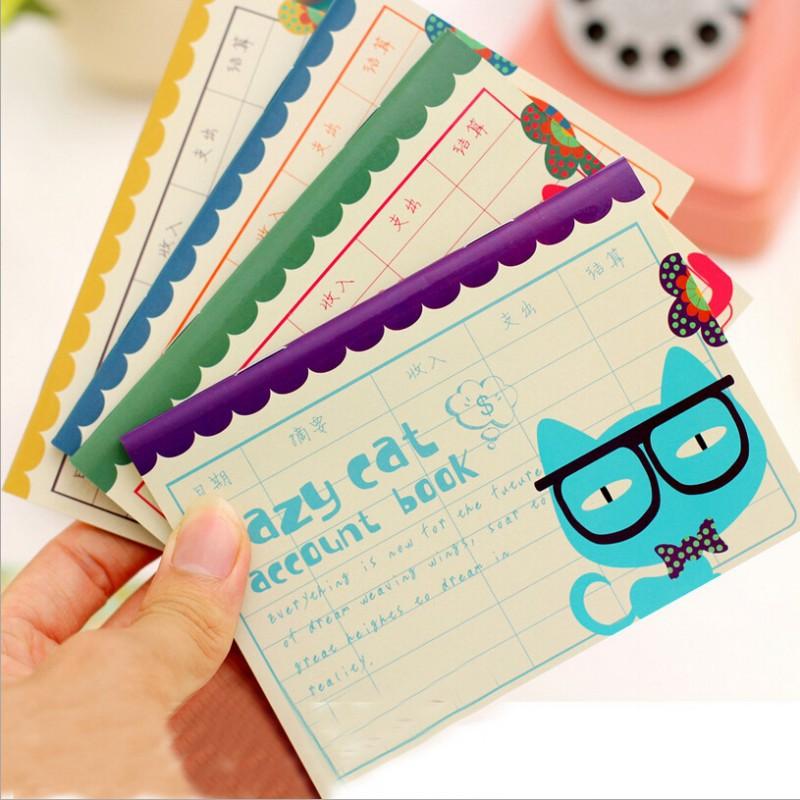 12 pcs/lot Mini Financing Notebook Zakka memo pad Kawai Notepad Stationery office school supplies<br><br>Aliexpress