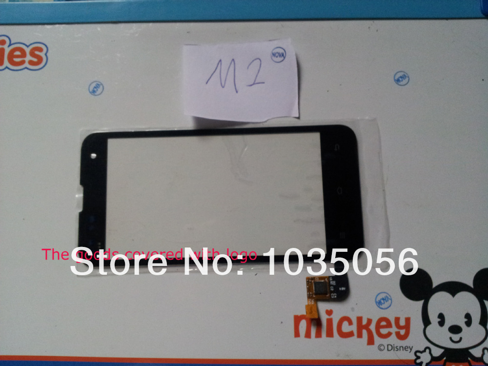 20Pcs/Lot For Xiaomi 2 M2 M2s Touch Screen Digitizer Glass Touch Panel Repair Parts ; DHL EMS Free Shipping