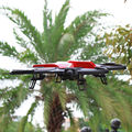The best Chrismas birthday gift RC Drone helicopter U818A 2 4g ufo 3D roll 6axis GYRO