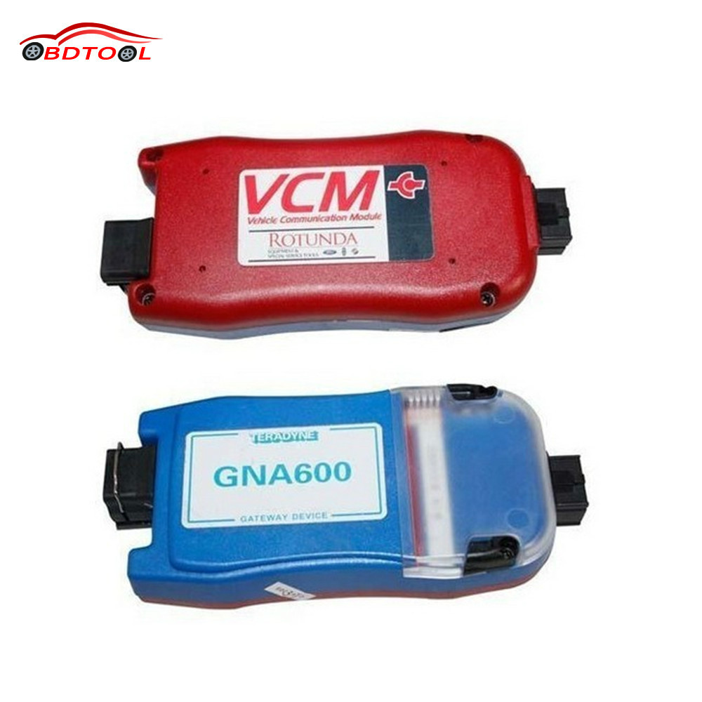 Hot!!! Promotion Price!! GNA600 VCM 2 In 1 IDS V85 JLR V136 Diagnostic &Programming Scanner DHL Free(China (Mainland))
