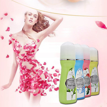 botanical extracts deodorant antiperspirant deodorant to remove body odor liquid Perfumed Body Lotion Herbaceous 4 flavor random(China (Mainland))