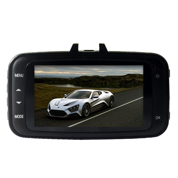 "Car dvr Original Novatek new version GS8000L car detector 2.7"" Vehicle Full HD1080P Car Camera Video Recorder Dash Cam G-sensor(China (Mainland))"