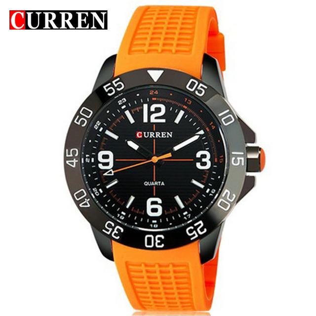 2016 мода свободного покроя спорт кварцевые часы мужчин роскошный известный бренд армия армия часы мужской Relojes наручные часы Relojes хомбре