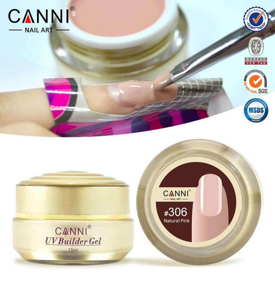 canni uv builder gel instructions