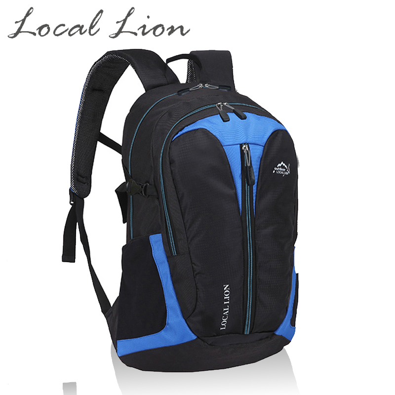 LOCAL LION Sports Outdoor Backpack Waterproof Tearproof Hiking Climbing Camping Backpacks 28L Big Capacity Unisex HT503-1(China (Mainland))