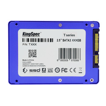 "T60 Genuine Authorised Kingspec Supplier 2.5"" SATAIII 6GB/S SATA3 SSD 60GB Solid State Disk Drive"