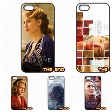 Age Adaline poster TPU Hard Phone Case Shell Sony Xperia X XA M2 M4 M5 C3 C4 C5 T2 T3 E4 E5 Z Z1 Z2 Z3 Z5 Compact - The End Cases Store store