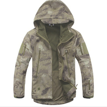 High quality Lurker Shark skin Soft Shell TAD V 4.0 Outdoor Military Tactical Jacket Waterproof Windproof Sports Army Clothing(China (Mainland))