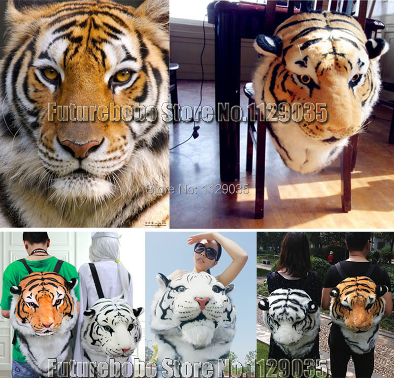 BB 3D Bag Tiger Men
