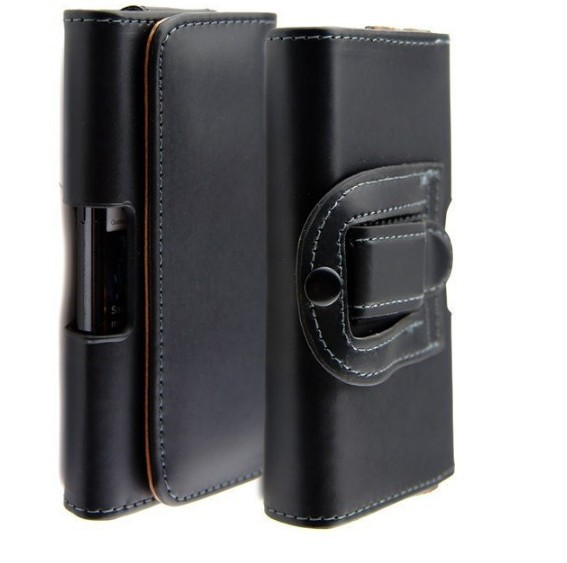 New Smooth /Lichee Pattern Leather Pouch Belt Clip bag For nokia n8 Phone Cases Cell Phone Accessory(China (Mainland))