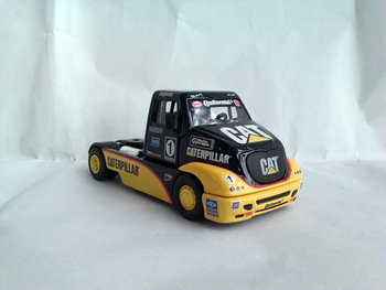 N-55089 1:50 CAT  Sponsored European Racing Truck toy