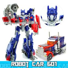 Hot Sale Super Hero Toys Transformation Robots Action Cars Robot Kit 3C Plastic Kids Toys For Boys Regalos Figuras Juguetes(China (Mainland))