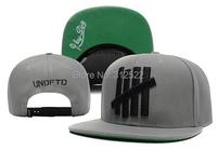 Brand New Men and Women Adjustable Undefeated 5 Strike Hiphop Snapback Snap back Caps Baseball basketball Hats cap Bone