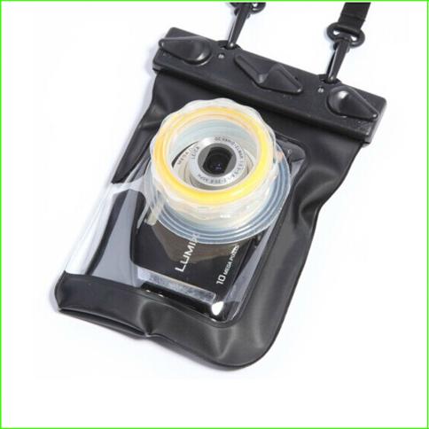 PB03-H Newest High Definition Camera waterproof case waterproof Digital Camera bag Waterproof within 20m water(China (Mainland))