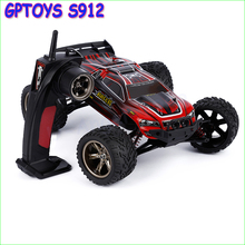Buy 1pcs Gptoys S912 models RC Remote Control Car Styling Carrinho de Controle Remoto Bigfoot speed model Gasoline SUVs for $39.21 in AliExpress store