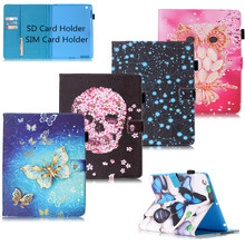 New Case Cover For Apple ipad 3 Owl Butterfly Flower PU Leather Stand Cover Case For ipad 2 ipad 4 Tablet Casewith Stylus Holder(China (Mainland))