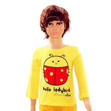 Cartoon Children s Clothing Nova Kid s T Shirts For Girls Boys Baby Clothes Summer Style