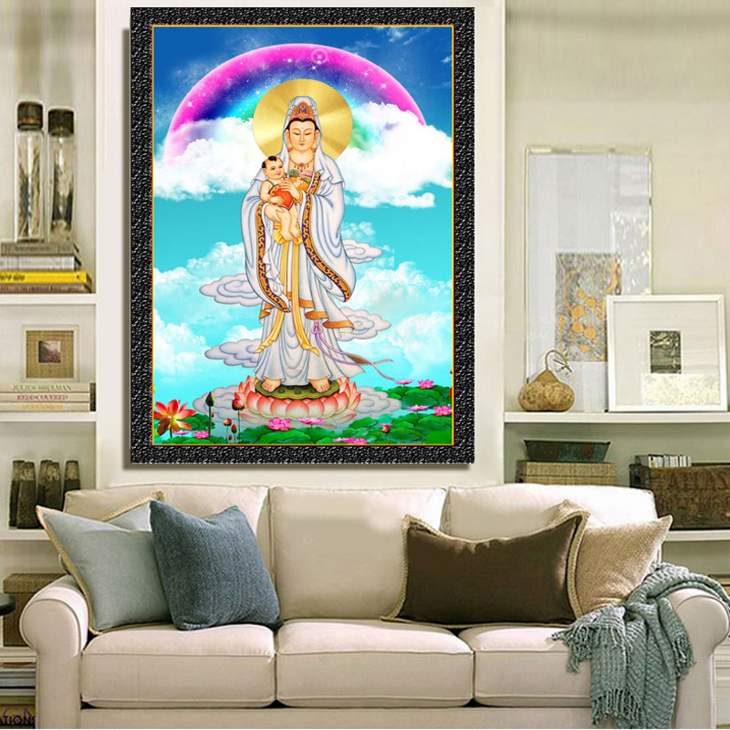 2015 Towels Bathroom Anyin Diy Diamond Draw 5d Cross Stitch The Living Room A Substantial Middle East Crystal Brick Stick Drill(China (Mainland))