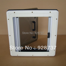 freeshipping windows trailer parts, motorhome windows awning window sun shade(China (Mainland))
