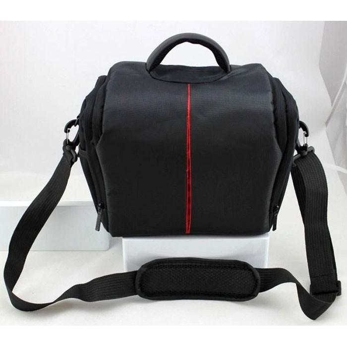 Cheap Yes No Camera Bag Best Shoulder Bags Shockproof Waterproof for Canon(China (Mainland))