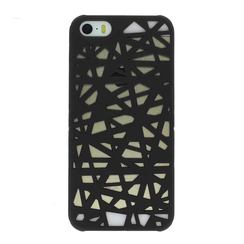 Fashion Style New Hollow Bird Nest Intervoven Line Hard Case Cover Nest Fit For iPhone 5s 5 High Quality(China (Mainland))