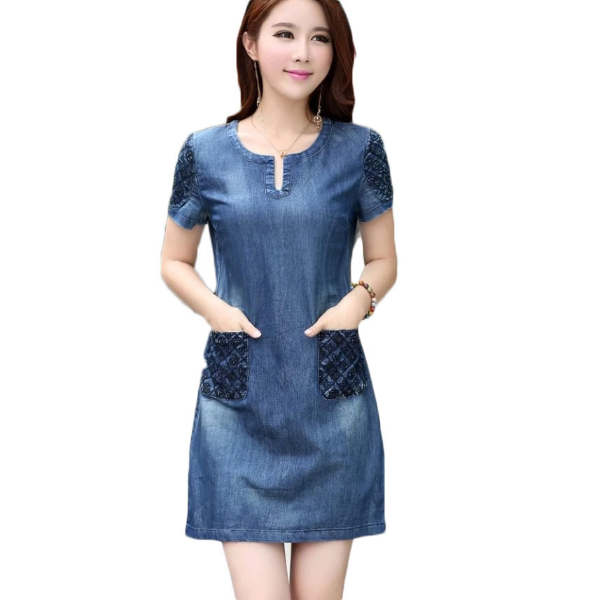 Lastest Blue Jean Dresses For WomenBuy Cheap Blue Jean Dresses For Women