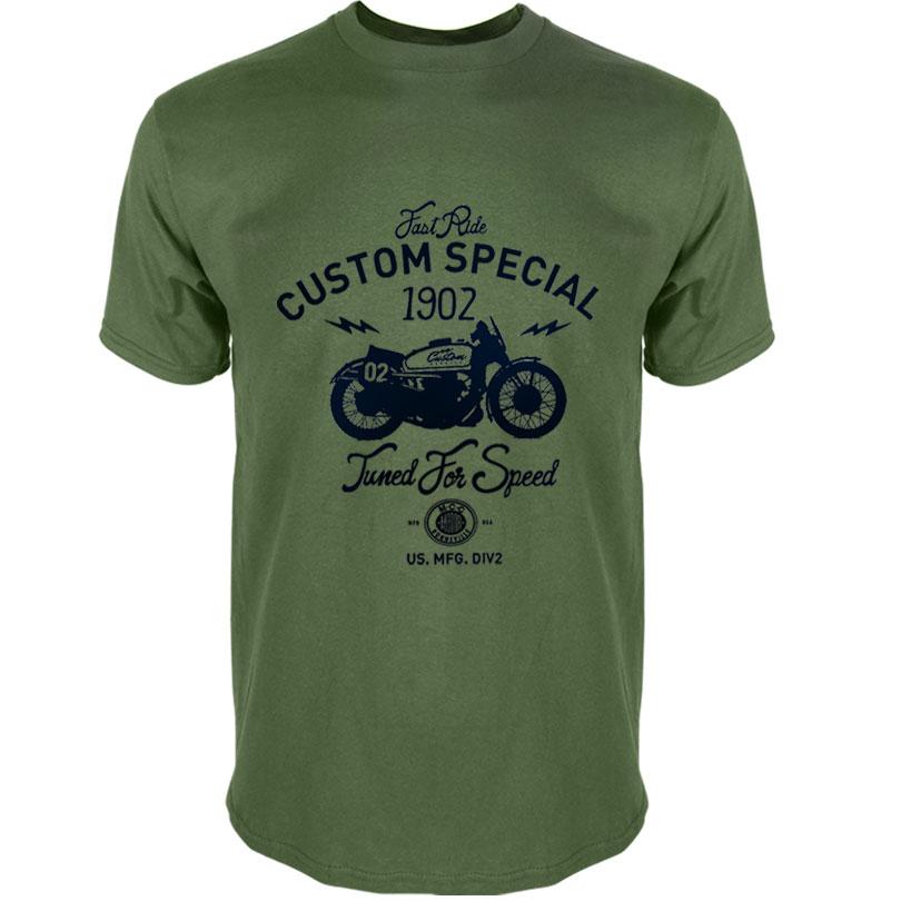 100% COTTON tee shirt short sleeve mens t-shirt print casual men tshirt custom special print men t shirt(China (Mainland))