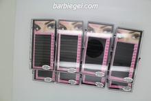 Wholesale 8 cases/Lot C Curve 8/9/10/11/12/13/14/15mm Silk Eyelash Extension Artificial Fake False Eye Lash Eyelashes