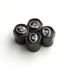 Excellent NEW car Tire Valve Caps case Great Wall Haval Hover H3 H5 Logo styling - JANE&LIVES store
