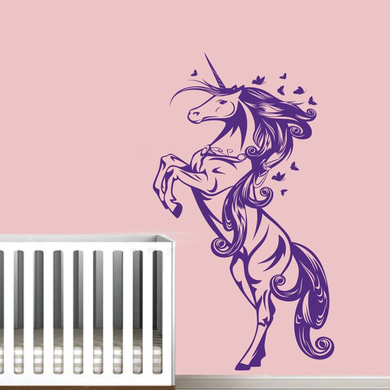 Unicornio pegatinas de pared compra lotes baratos de for Stickers pared baratos