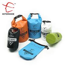 Buy HITORHIKE 2L 5L Multifunctional Durable Ultralight Outdoor Travel Kit Rafting Camping Hiking Swimming Kayak Waterproof Dry Bag for $4.49 in AliExpress store