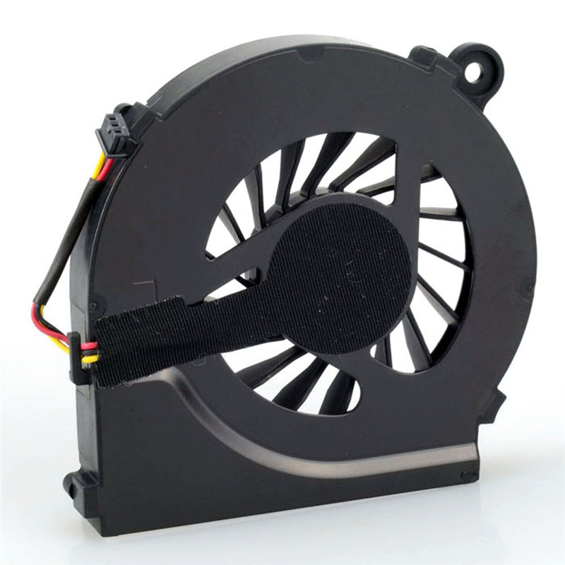 Notebook Computer Replacements CPU Cooling Fan Accessory For HP Compaq CQ42 G42 CQ62 G62 G4 Series Laptops Fans Cooler F0224 P72(China (Mainland))