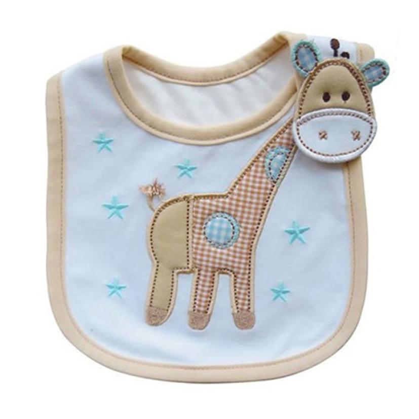 baby bibs waterproof Baby Infants Kids Bibs Baby Lunch Bibs Cute Towel 3 Layer Waterproof newborn baby bibs baby feeding bibs