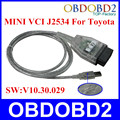 Top Realter V10 30 029 MINI VCI OBD Diagnostic Interface Standard Communication MINI VCI J2534 TIS