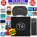 Chycet T6 Amlogic S905X Quad Core Android 7 1 TV Box 4K 2GB 16GB 2 4G