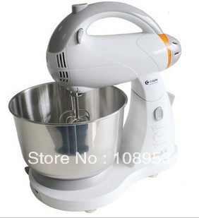 2016 Brand new electric mixer desktop eggbreaker dough mixing machine mixer multifunctional high power
