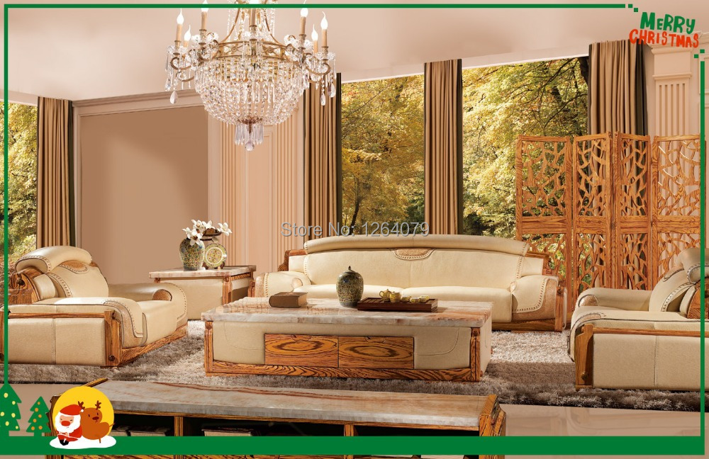 2015 Home Furniture Modern Design Leather Sofa Set Sofas For Living(China (Mainland))