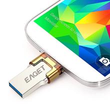 EAGET V80 otg 32G 32GB usb 3 0 flash drive usb stick 3 0 pen drive