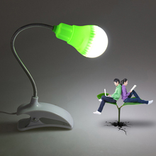 Flexible Bright Switch Bed Table Desk Light Mini LED USB Light Computer Lamp for Notebook PC(China (Mainland))